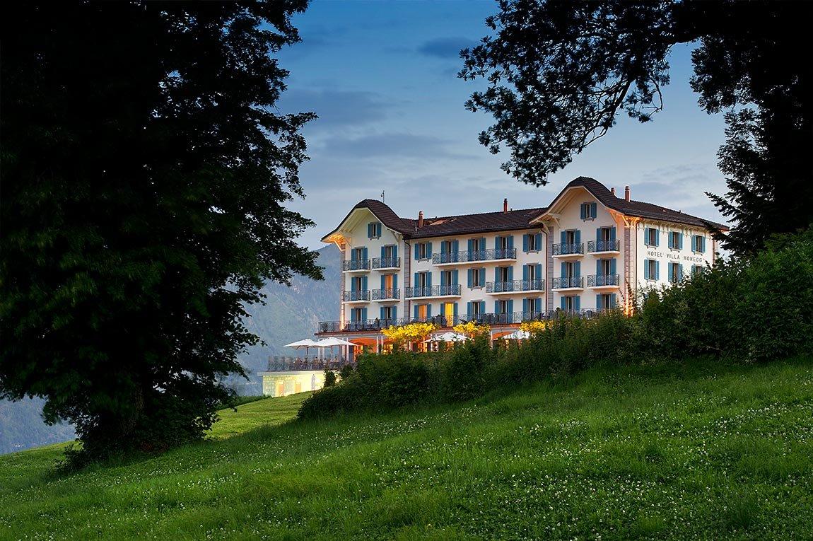 Exklusive anl sse hotel villa honegg b rgenstock for Exklusive hotels