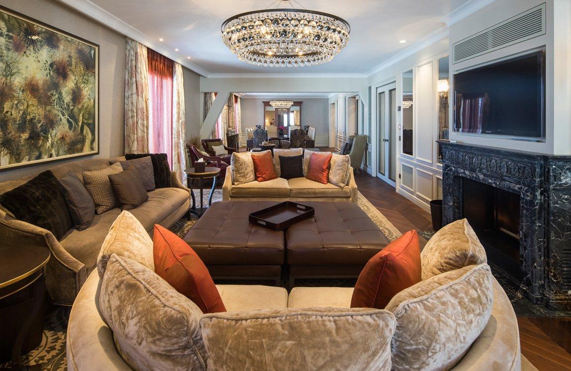 Hotel Villa Honegg Superior Room Alpine View