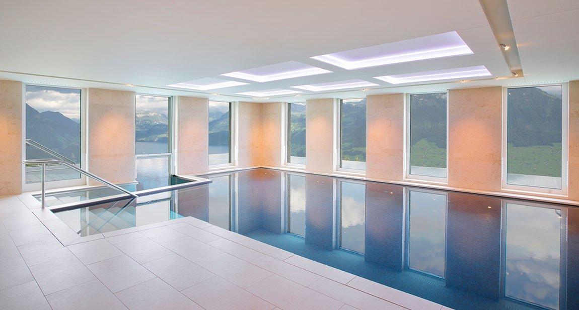 Hôtel Villa Honegg Suisse spa on the bürgenstock | hotel villa honegg bürgenstock