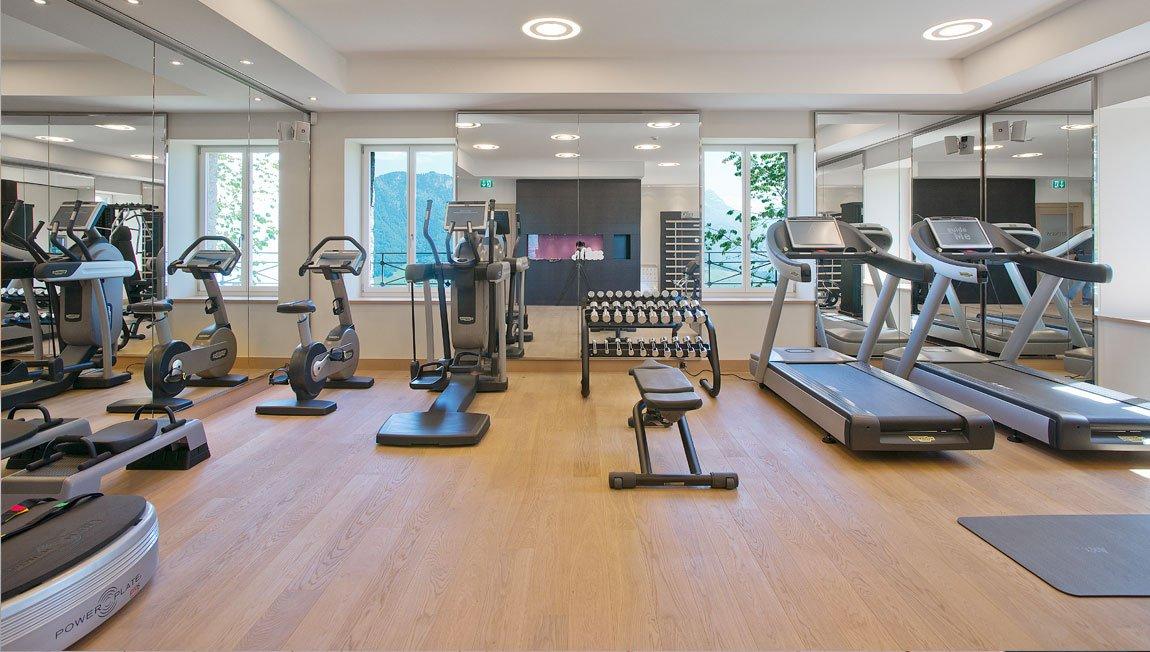 Spa auf dem b rgenstock hotel villa honegg b rgenstock for Salon de fitness