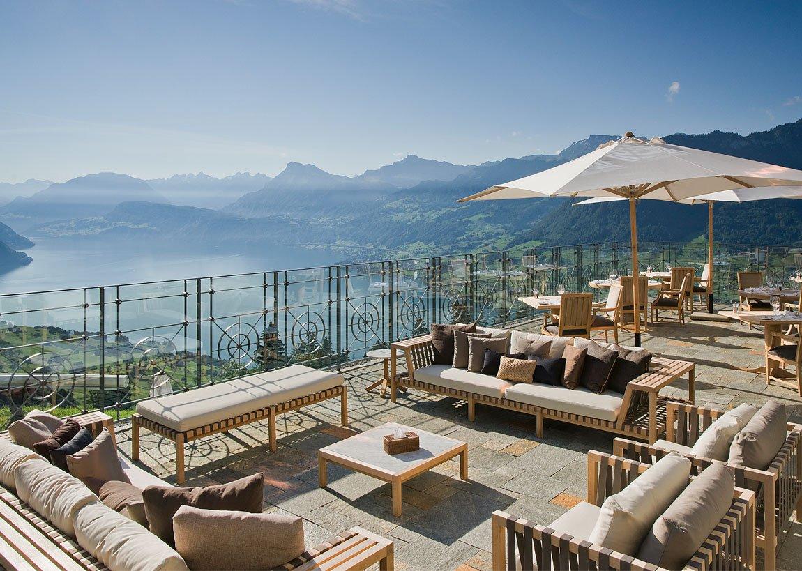 Villa Hotel Villa Honegg Burgenstock