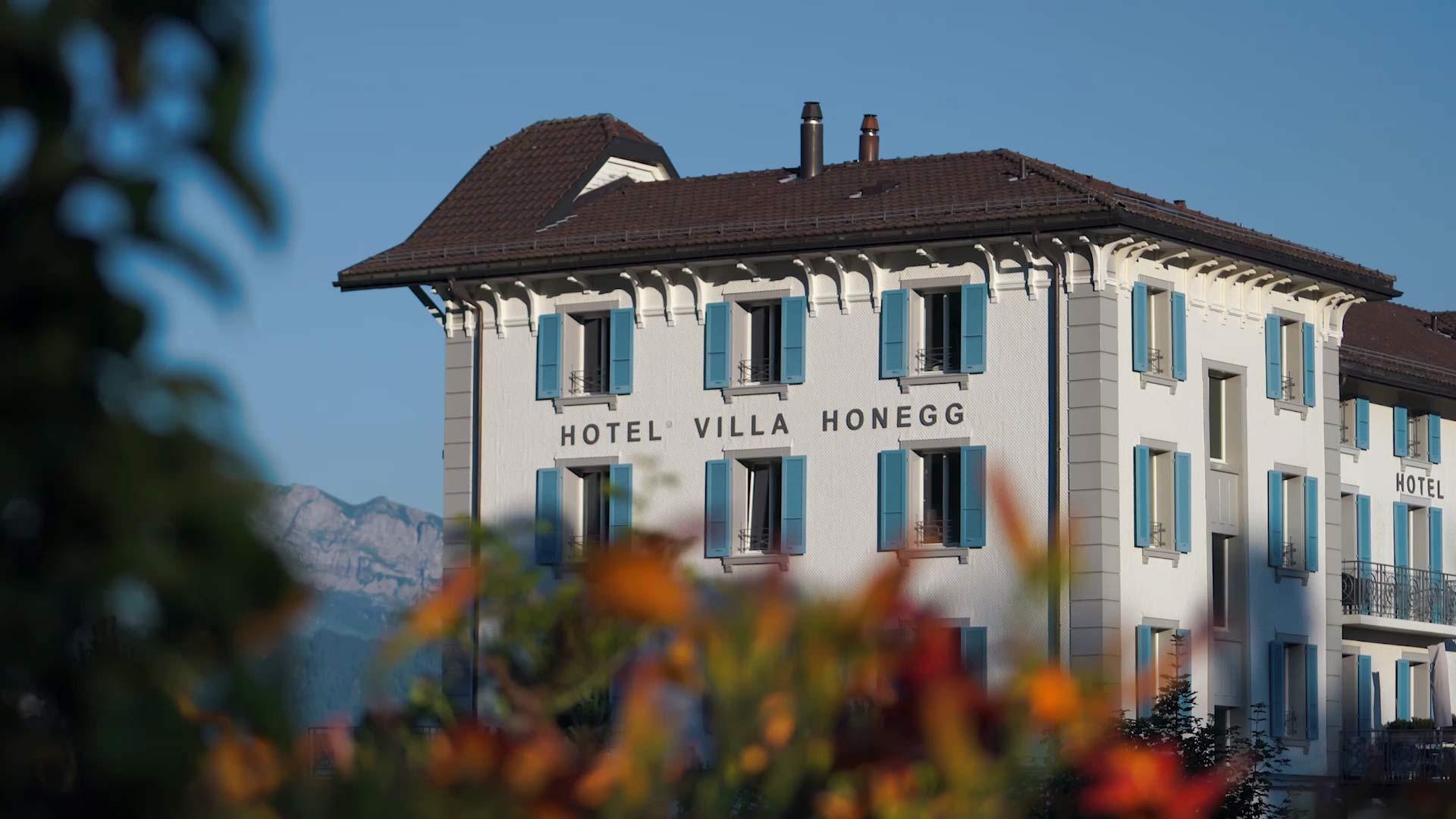 Hotel Villa Honegg intérieur the boutique hotel in the heart of switzerland | hotel villa honegg