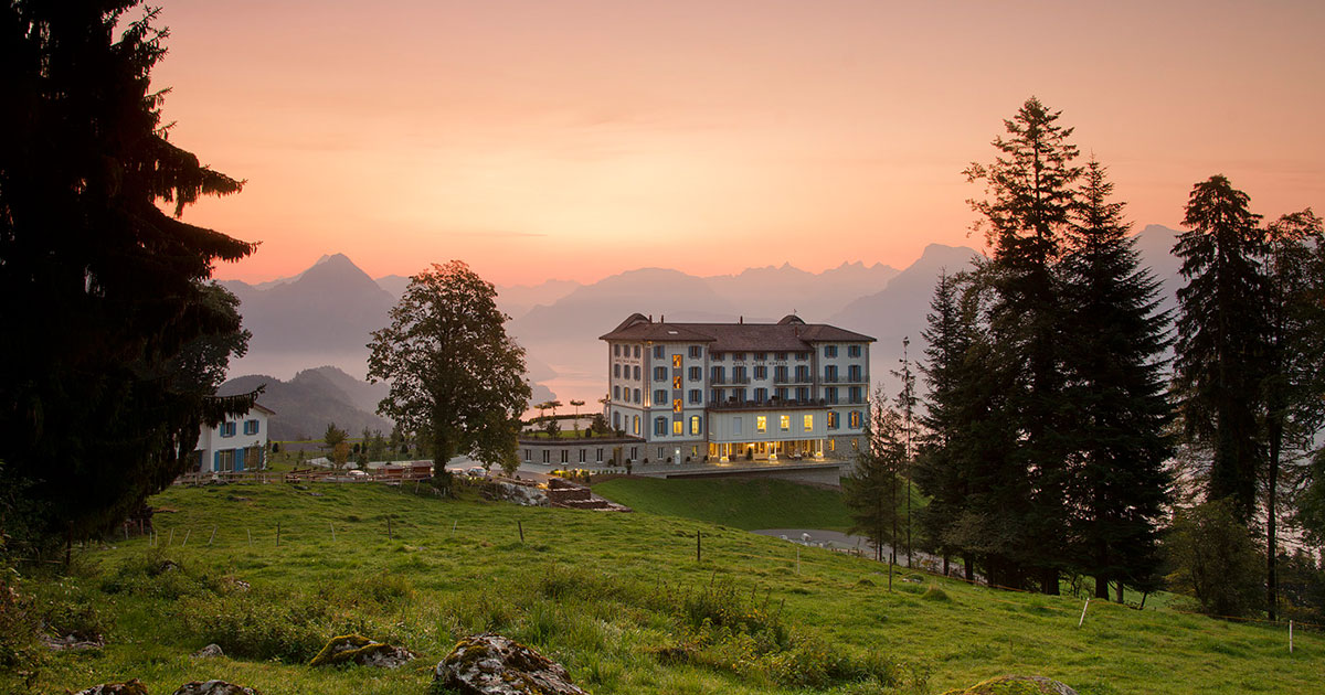 the boutique hotel in the heart of switzerland hotel villa honegg b rgenstock